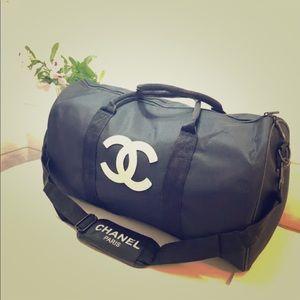 Chanel VIP Duffle Travel Bag